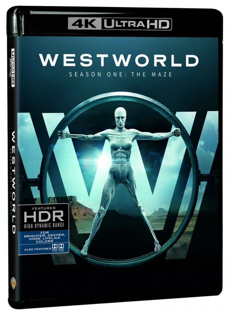 Indisches Westworld 4K Cover gibt Dolby Vision und Dolby Atmos an
