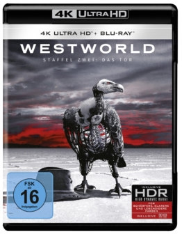 Westworld - Staffel 2 (4K UHD Blu-ray)