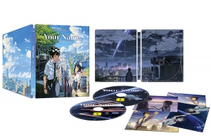 Bild zur Your Name - 4K UHD Sonderedition