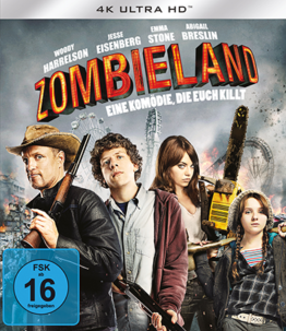 Zombielang 4K UHD Ultra HD Blu-ray Cover