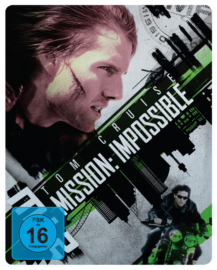 Mission: Impossible 2 - Offizielles Blu-ray-Steelbook
