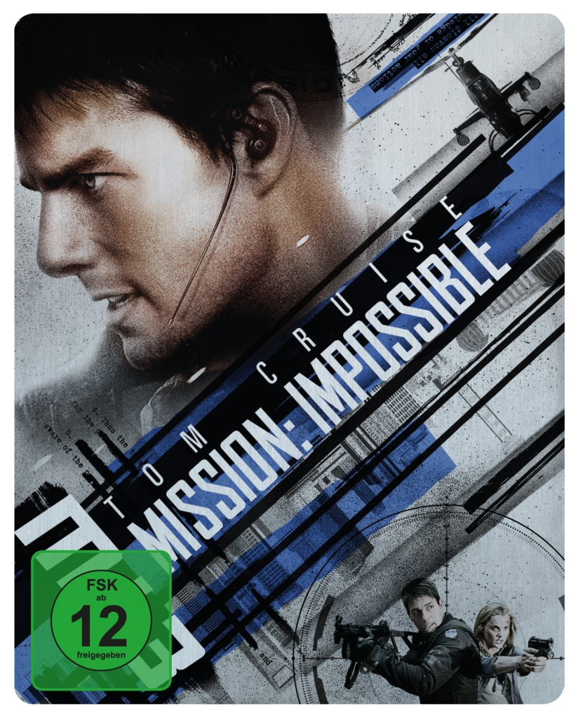 Mission: Impossible 3 im exklusiven Blu-ray-Steelbook